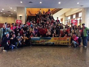 EVERGUSH Tour activities in Hualien, The East Coast of Taiwan-2015.3.21~23