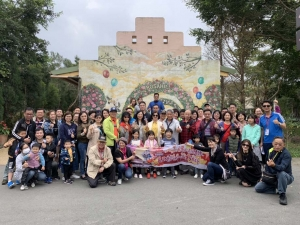 EVERGUSH held Spring Party and Tour Activities in Lugang Town Taiwan, 2019/March/15-16